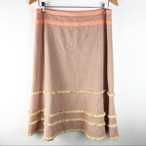 🌿 Neesh A-line Skirt